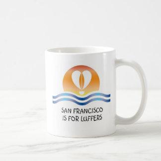 Luffers Sunset_San Francisco mug