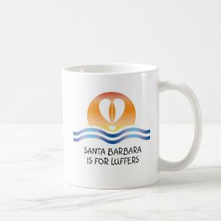 Luffers Sunset_Santa Barbara mug