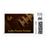 Lufkin Panther Football USPS Postage Stamps