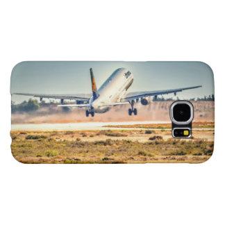 Lufthansa takeoff samsung galaxy s6 case