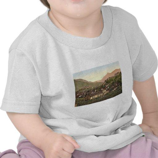 Lugano, Bellinzona, Tessin, Switzerland vintage Ph Shirts