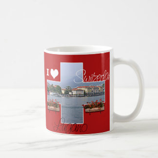 Lugano - Mug, Cup Classic White Coffee Mug