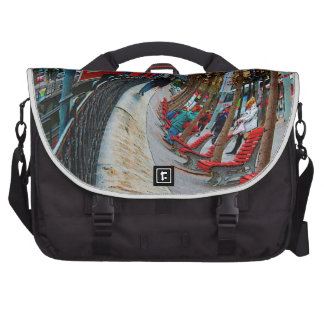 Lugano Switzerland Gifts and Apparel Computer Bag
