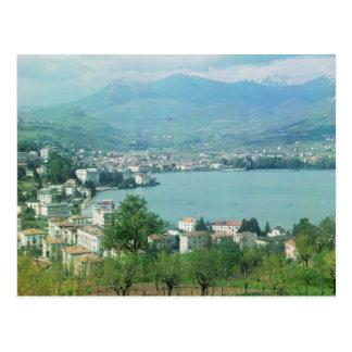 Lugano Switzerland Post Cards