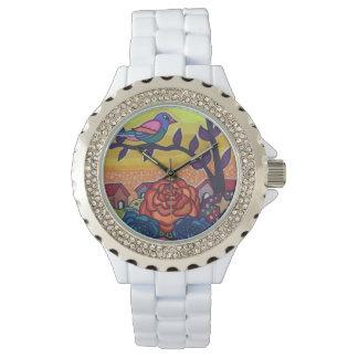 Lugar brillante relojes de pulsera