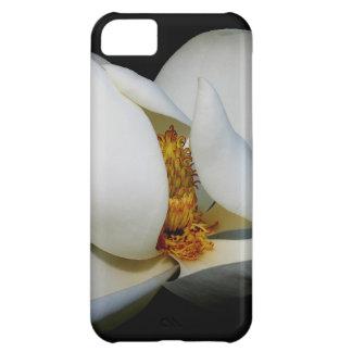 lugar central de la magnolia meridional funda para iPhone 5C