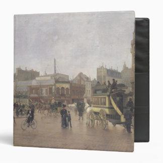 """Lugar Clichy, París, 1896 del La Carpeta 1 1/2"""""""