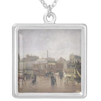 Lugar Clichy, París, 1896 del La Collar Plateado