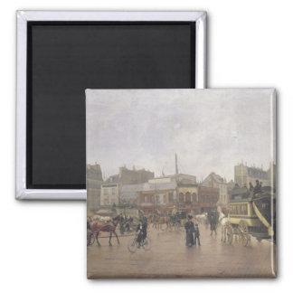 Lugar Clichy, París, 1896 del La Imán Cuadrado