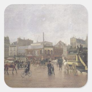 Lugar Clichy, París, 1896 del La Pegatina Cuadrada