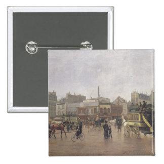 Lugar Clichy, París, 1896 del La Pin Cuadrado