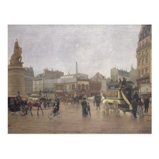 Lugar Clichy, París, 1896 del La Postales