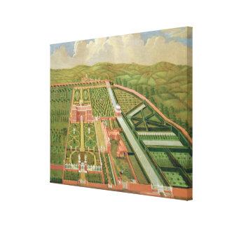 Lugar de Denham, Buckinghamshire, c.1695 (aceite e Impresiones En Lona
