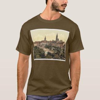 Lugar de Kleber, Strassburg, la Alsacia-Lorena, Playera