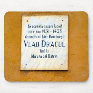 Lugar de nacimiento de rey Vlad Tapete De Ratón