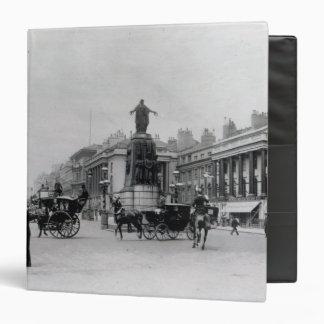 """Lugar de Waterloo, Londres Carpeta 1 1/2"""""""