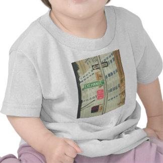 Lugar del intercambio camiseta
