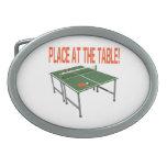 Lugar en el Table.png Hebillas De Cinturon Ovales