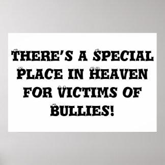 Lugar especial en el cielo para las víctimas de ma poster