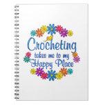 Lugar feliz Crocheting