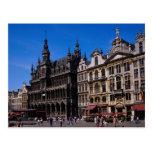 Lugar magnífico, Bruselas, Bélgica Postales