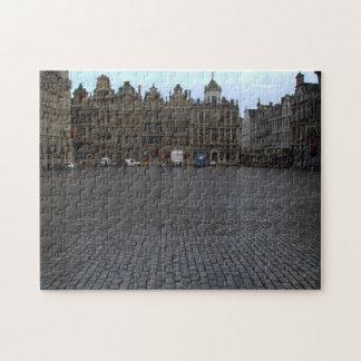 Lugar magnífico, Bruselas Puzzles