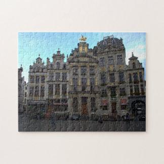 Lugar magnífico, Bruselas Rompecabezas Con Fotos