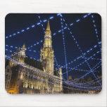 lugar magnífico en Bruselas Alfombrillas De Raton