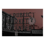 Lugar Market22 de Pike Posters