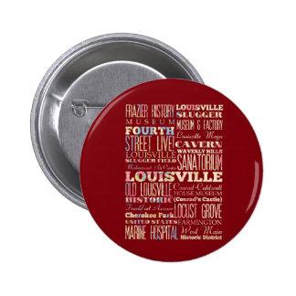 Lugares famosos de Louisville, Kentucky Pins