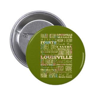 Lugares famosos de Louisville, Kentucky Pin