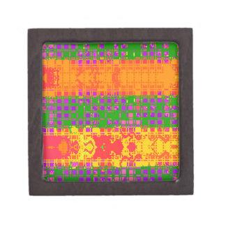 Lugares geométricos caja de joyas de calidad