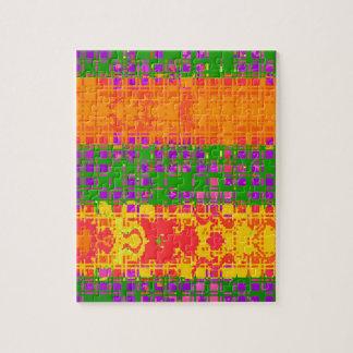 Lugares geométricos puzzle con fotos