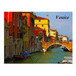 Lugares románticos en Venecia, Venecia Tarjetas Postales