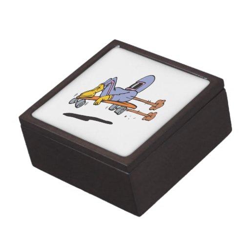Luge 5 premium trinket boxes