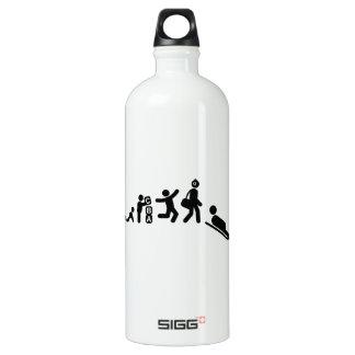 Luge Aluminum Water Bottle
