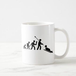 Luge Coffee Mug