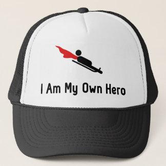 Luge Hero Trucker Hat