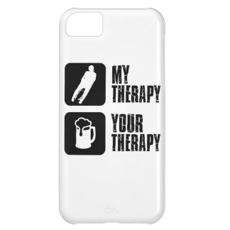 luge my therapy designs cover for iPhone 5C