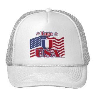 Luge USA Hat