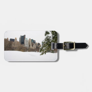 Luggage/Bag Tag - Central Park NYC Tags For Luggage