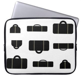 Luggage Black Computer Sleeve