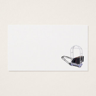 Luggage cart briefcases business card