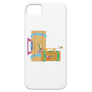 Luggage iPhone 5 Cover