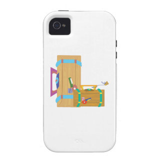 Luggage Case-Mate iPhone 4 Cover