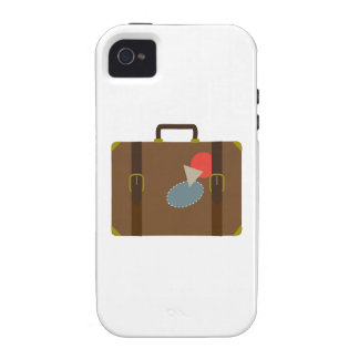 Luggage Case iPhone 4 Cases