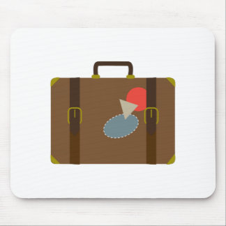 Luggage Case Mouse Pads