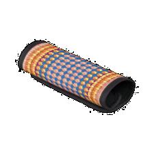 Luggage Handle Wrap Jewel Golden Stripes FUN ART