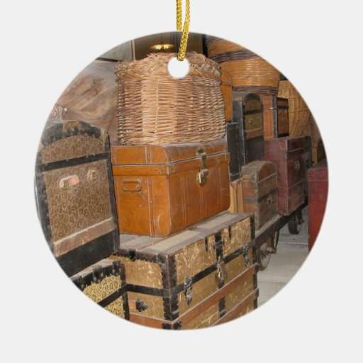 Luggage Ornament