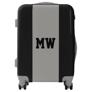 Luggage - Personalized with Initials -